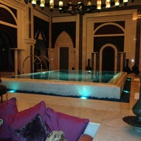 Photo taken at Talise Ottoman Spa by Haya A. on 4/3/2013