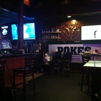 Photo taken at Pokes Bar & Grill by Joy E. on 3/17/2013
