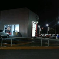 Photo taken at Nissan Tijuana by Magally K. on 1/3/2013