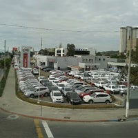 Photo taken at Nissan Tijuana by Magally K. on 1/24/2013