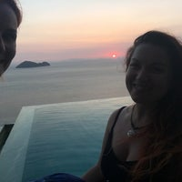 Photo taken at Bluerama Koh Phangan by Fufochka on 3/1/2018