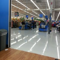 Photo taken at Walmart Supercenter by Cori Q. on 12/12/2012