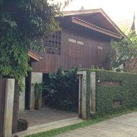 Photo taken at Chiang Maan Residence by Atthasit B. on 3/3/2013