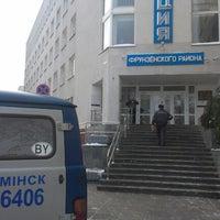 Photo taken at РУВД Фрунзенского района by Сергей С. on 1/25/2013