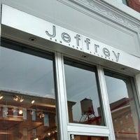 Photo taken at Jeffrey New York by Jeffrey L. A. on 5/22/2014
