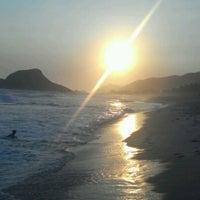 Photo taken at Posto 9 by Pedro R. on 12/25/2012