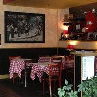 Photo taken at Fat Tony's Italian Grill by Deb M. on 3/2/2013