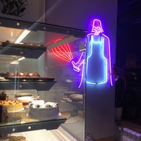Снимок сделан в STATION cakes&coffee пользователем Anya S. 12/2/2017