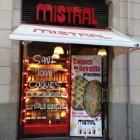 Photo taken at Mistral by BonVivant.es on 6/22/2013