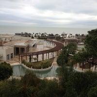 Photo taken at Ela Quality Aquapark by Aydin on 1/14/2013
