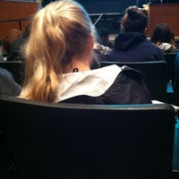 Photo taken at Media Theater by Marcus S. on 11/29/2012