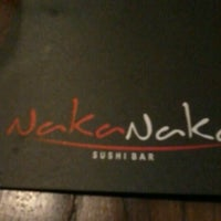 Photo taken at Naka Naka Sushi Bar by Kelly B. on 11/27/2012