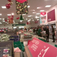 Photo taken at Morrisons by the b. on 12/23/2012