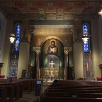 Photo taken at Roman Catholic Church of Our Saviour by Louise R. on 7/13/2017