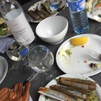 Photo taken at Oysters & Smørrebrød by Benjamin V. on 11/19/2016