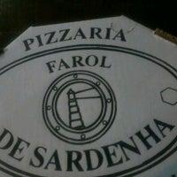Photo taken at Farol de Sardenha by Denise A. on 11/28/2012