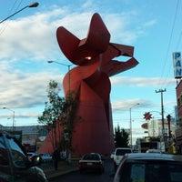 Photo taken at Glorieta Nezahualcoyotl by David M. on 3/10/2014