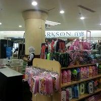 Photo taken at Parkson by Azlinda A. on 12/2/2012