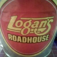 Photo taken at Logan's Roadhouse by Jenifer M. on 4/3/2013