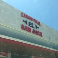 Photo taken at Carnes Finas San Juan by Jonathan A. on 5/10/2014