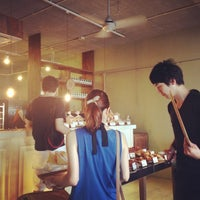 Photo taken at MAYBE BAKERY by tsukuru h. on 9/22/2013