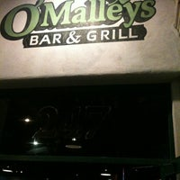 Photo taken at O'Malley's by Paulo G. on 1/25/2013