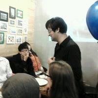 Photo taken at Pizza Da Gennaro by Yeonglihan J. on 12/8/2012