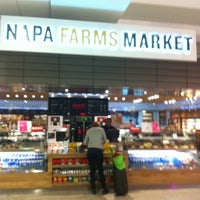 Photo taken at Napa Farms Market by Terence C. on 11/23/2012