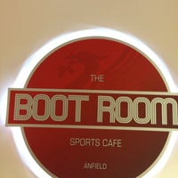 Photo taken at The Boot Room Sports Cafe by Jodie on 7/9/2013