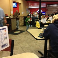 Photo taken at Stevi B's Pizza Buffet by Margie S. on 2/9/2013