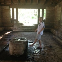 Photo taken at Chickasaw National Recreation Area by Megan S. on 8/4/2013
