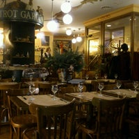 Photo taken at Bistrot Garçon by Yulia A. on 11/30/2012