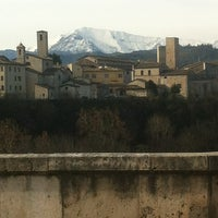 Photo taken at Porta Tufilla by Andrea T. on 12/23/2012