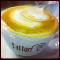 Photo taken at Fattori by Andrea T. on 8/1/2013