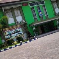 Photo taken at SMA Negeri 2 Lumajang by Lona Sainna M. on 11/6/2013