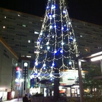 Photo taken at Rokkōmichi Station by maco on 12/23/2012