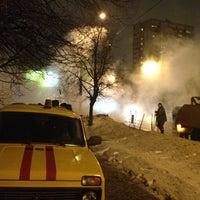 Photo taken at Прорыв Теплосети by 🔥Denis E. on 12/26/2012