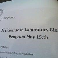 Photo taken at BMC - Biomedicinskt centrum by Nata on 5/15/2013