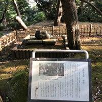 Photo taken at 夜泣き石 by goshin on 8/5/2018