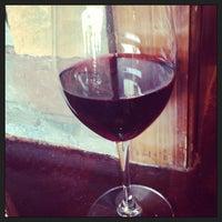 Photo taken at Veritas Wine Room by Elysa E. on 8/9/2013