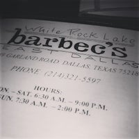 Photo taken at Barbec's by Elysa E. on 12/29/2012