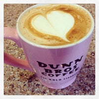 Photo taken at Dunn Brothers Coffee by Elysa E. on 8/7/2013