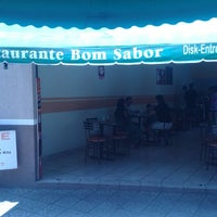 Photo taken at Restaurante Bom Sabor by Rogério M. on 1/20/2013