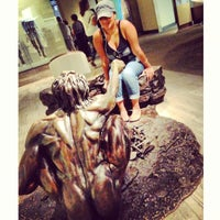 Photo taken at David H. Koch Hall of Human Origins by Crystal G. on 8/11/2013
