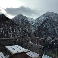 Photo taken at Dolomitenhütte by Paul P. on 12/29/2014