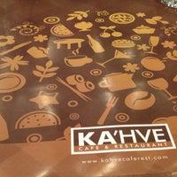 2/3/2013 tarihinde Okayziyaretçi tarafından KA'hve Café & Restaurant'de çekilen fotoğraf