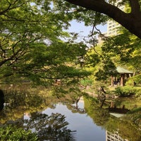 Photo taken at Hibiya Park by dragon_TA on 4/8/2013
