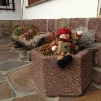 Photo taken at Villa Astrid by Oleg S. on 2/26/2013
