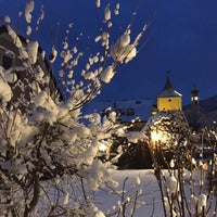 Photo taken at Villa Astrid by Oleg S. on 2/24/2015