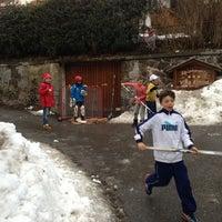 Photo taken at Villa Astrid by Oleg S. on 2/28/2013